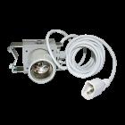 Fassung für Adjust-A-Wings Reflektoren mit IEC Connector 4m