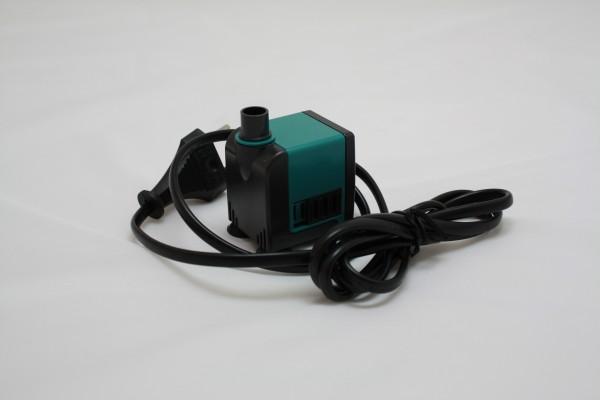 Pumpe 320L/h förder h. 0,45m