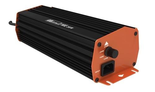 GIB Lighting Vorschaltgerät NXE 250 W, elektronisch, 4-Stufen