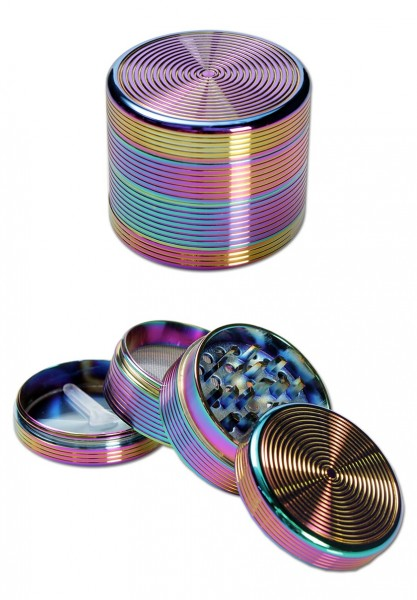 Metallgrinder Ölfarben 4-tlg 50mm