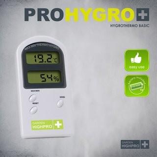 Thermo Hygrometer MIN - MAX