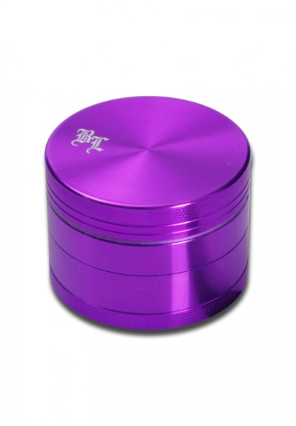 BL Alu-Mühle 50mm, 4tlg., violett