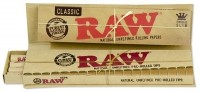 Raw Connoisseur - KS + Prerolled Tips