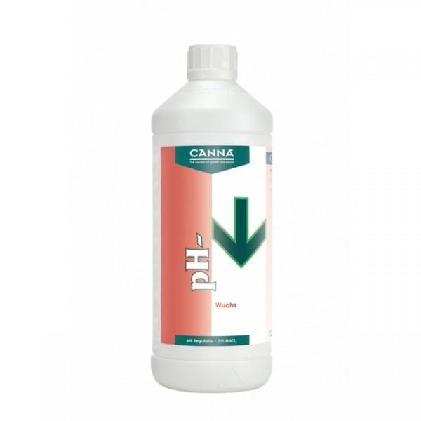 CANNA pH- Wuchs 3%, 1L