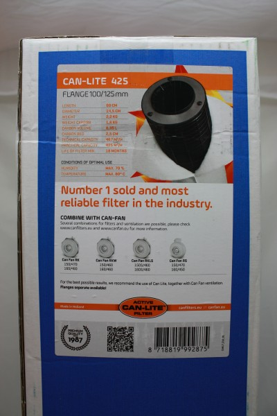 Can-Lite 425 - Akf 425 m³