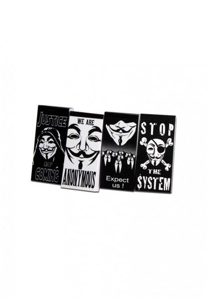 Anonymous Filtertips perforiert