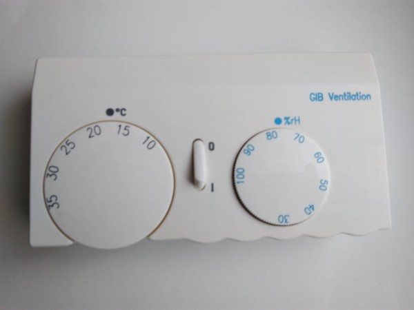 Ventilution Hygro-Thermostat