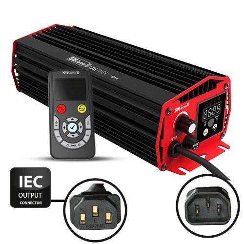 Vorschaltgerät GIB Lighting LXG Timer 600W , mit IEC Connector