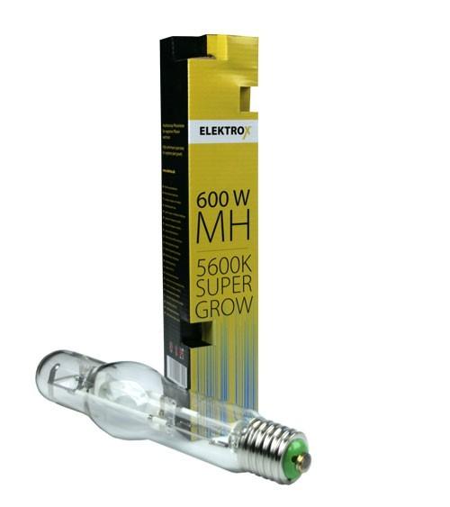 Elektrox SUPER GROW 600W MH