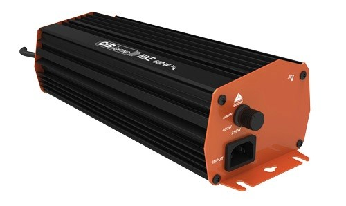 GIB Lighting VSG NXE 600 W, 230V/ 400V, 4-Stufen regelbar