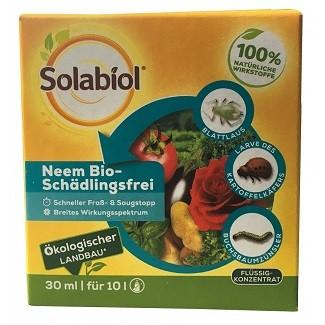 Bio Schädlingsfrei Neem, 30 ml