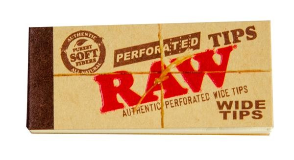 RAW Wide Filtertips